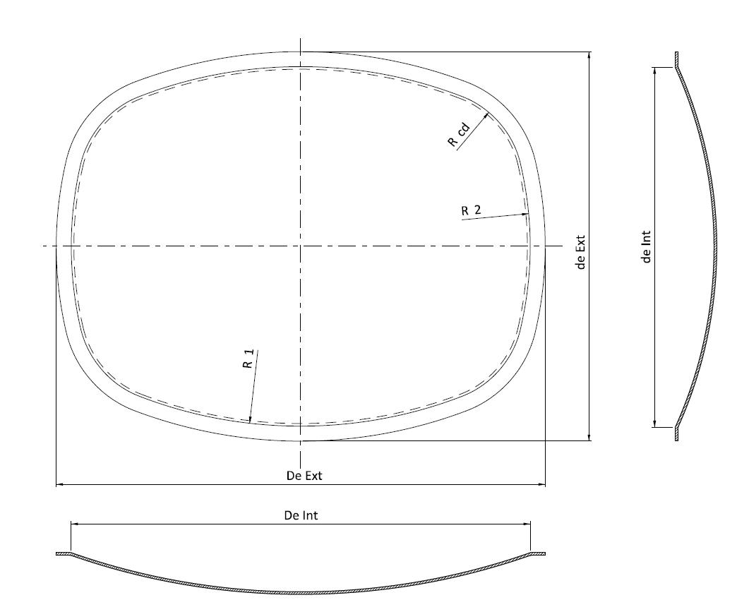 Page salière plan