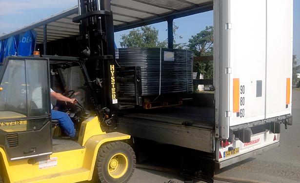 Services - Solutions logistiques